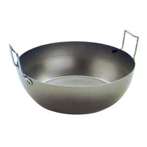 Comprar Freidora de hierro redonda sin cesto
