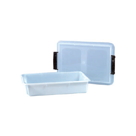 Comprar Recipiente Rectangular Plástico con Tapa