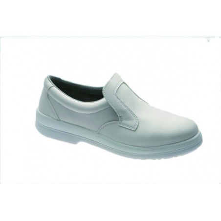 Comprar Zapato Profesional blanco Punta de Acero