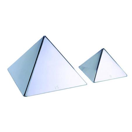 Comprar Molde Pirámide Inoxidable
