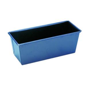 Molde para Pan Completo en Acero Azul