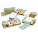 Comprar Caja para Macarons PVC