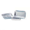Bandejas de Aluminio Desechables (100 ud)