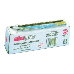 Comprar Rollo Papel Aluminio con Caja Distribuidora