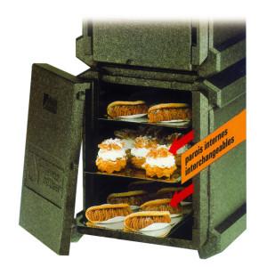 Comprar Contenedor Isotérmico con Apertura y Carga Frontal 60 x 40 cm