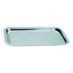 Comprar Bandeja Inoxidable Rectangular