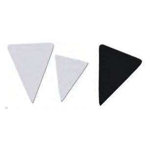Comprar Etiqueta Triangular en Plástico
