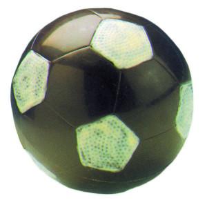 Molde de Policarbonato Balón de Fútbol