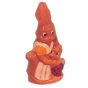 Molde de Policarbonato Conejo e Hijos