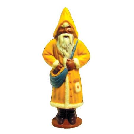 Comprar Molde de Policarbonato Papa Noel con Ropa Amarilla