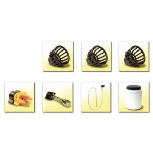 Comprar Accesorios para Pistola de Pastelería Eléctrica KREBS