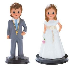 Figuras de Niños de Comunión