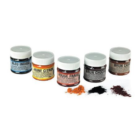 Comprar Colorantes de Colores Concentrados en Polvo Hidrosoluble