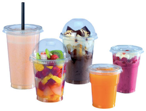 Venta de Tapa transparente para vasos de plástico