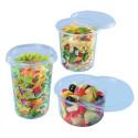 Comprar Envase de Plástico Redondo Profesional