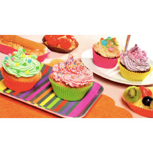 Comprar Cápsulas para Pasteles de Colores