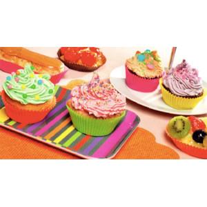 Cápsulas para Pasteles de Colores (1000 ud)