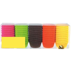 Comprar Cápsulas para Pasteles de Colores (1000 ud)