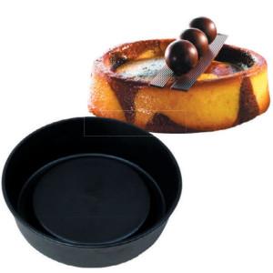 Moldes tarta composite redondo hondo