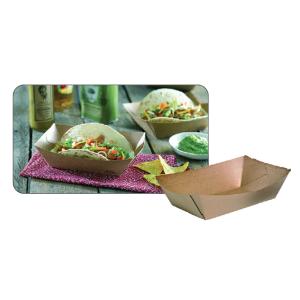 Comprar Bandeja de cartón reciclado multiusos (250 ud)