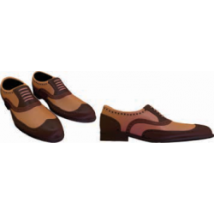 Molde de chocolate Zapatos Oxford