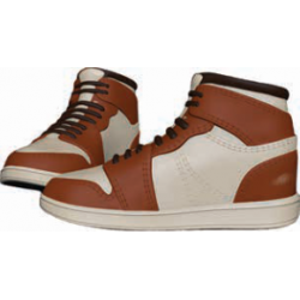 Molde de chocolate Zapatos Basket