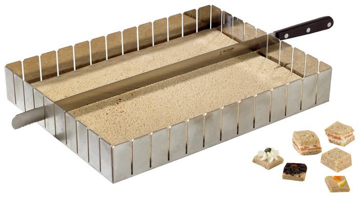 Venta de Guíadivisor para Cortar Porciones 57 x 37 cm