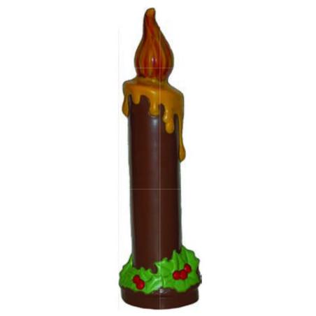 Comprar Molde Chocolate Vela Decorada