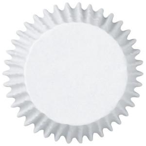 Cápsulas Hornear Papel Alumínio Blanco Wilton