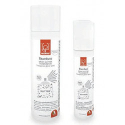 Comprar Spray Transparente con Brillo Plateado