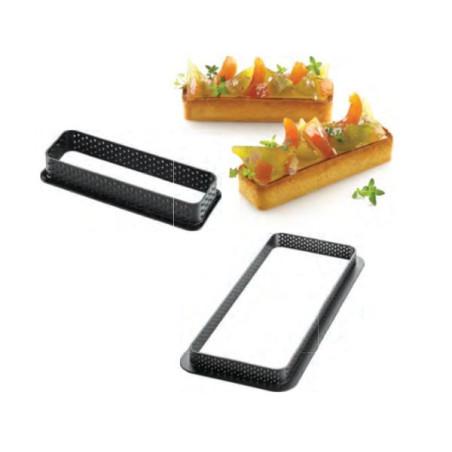 Comprar Molde Rectangular Microperforado en Plástico