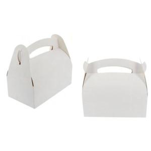 Comprar Caja con Asas Blanca