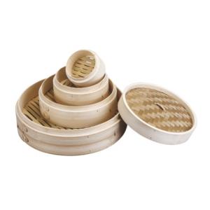 Comprar Vaporera de Bambú Redonda