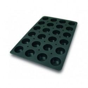 Molde para 24 Muffins de Silicona