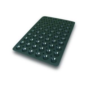 Molde de Silicona con Forma de 24 Mini Tartaletas