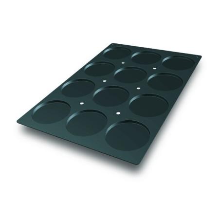 Comprar Molde para 12 Discos de Bizcochos de Silicona