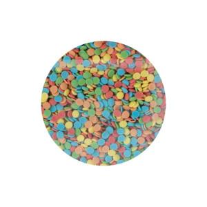 Topping Clásico Colores Azúcar