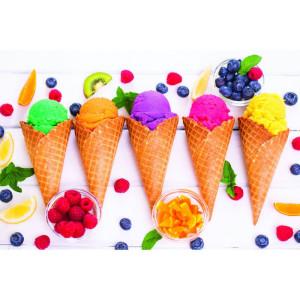 Cuchara para helado
