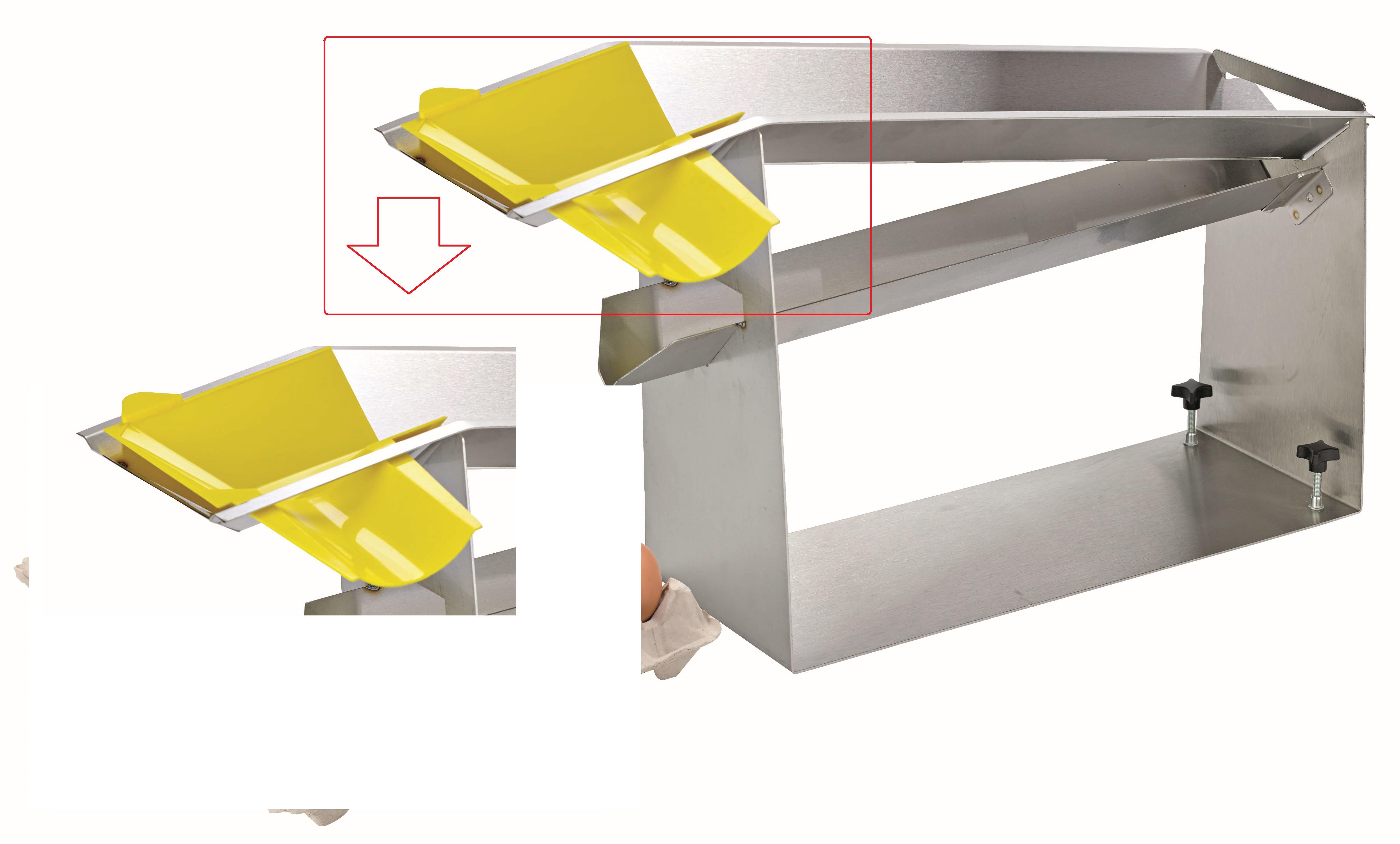 Venta de Inyector de plástico para clasificador de huevos