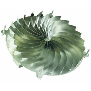 Comprar Corta Masas Inoxidable Modelo Espiral
