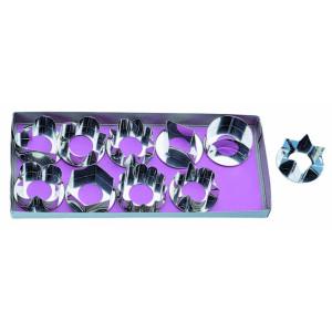 Comprar Caja con 10 Corta-Masas Surtido Multiformas