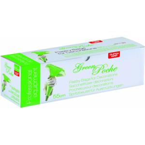 Comprar Mangas Pasteleras Desechables Verdes