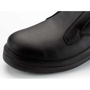 Zapato Profesional negro Punta de Acero