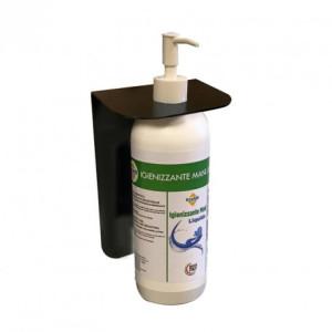 Soporte Móvil para Botella de Gel Hidroalcohólico