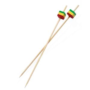 Brocheta Bambú Cubo (200 y 2000 ud)