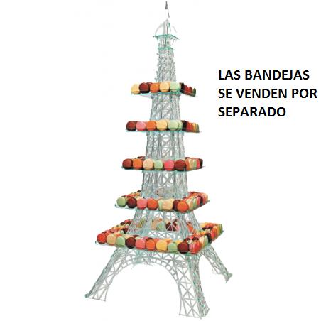 Comprar Expositor Torre Eiffel PM