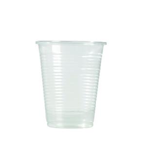 Vasos de Plástico transparentes (100 unid.)