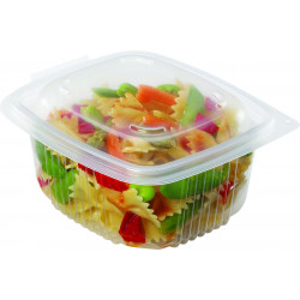 Comprar Envase con Tapa de Plástico Ondipak (50 ud)
