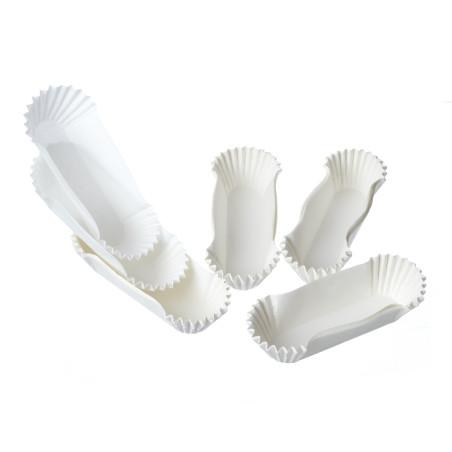 Comprar Cápsula Ovalada de Papel Blanco (1.000 ud)
