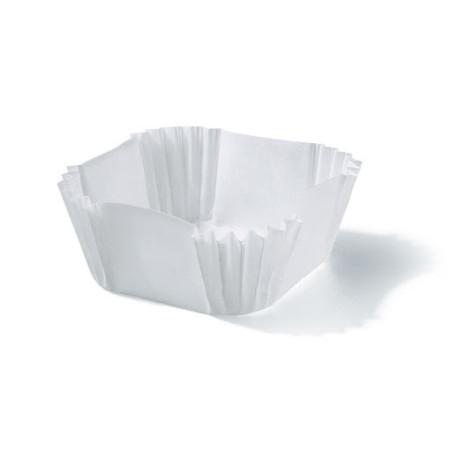 Comprar Cápsula cuadrada de Papel Blanco (1.000 ud)